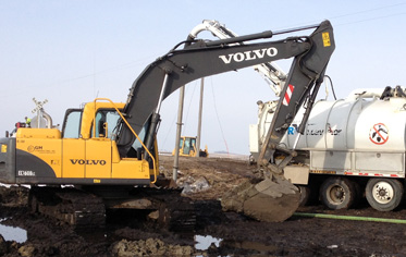 Utility Excavation - GM Contracting - Specializing in ...