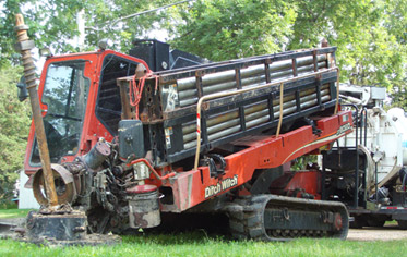 Directional Drilling - GM Contracting - Specializing in